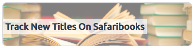 Project: monitoring recently added books at Safari Books Online