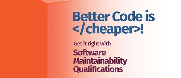 maintainability banner